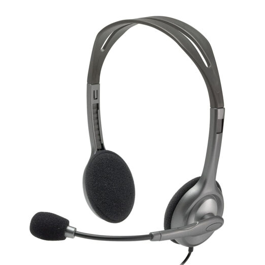 Logitech Headset H111 lateral